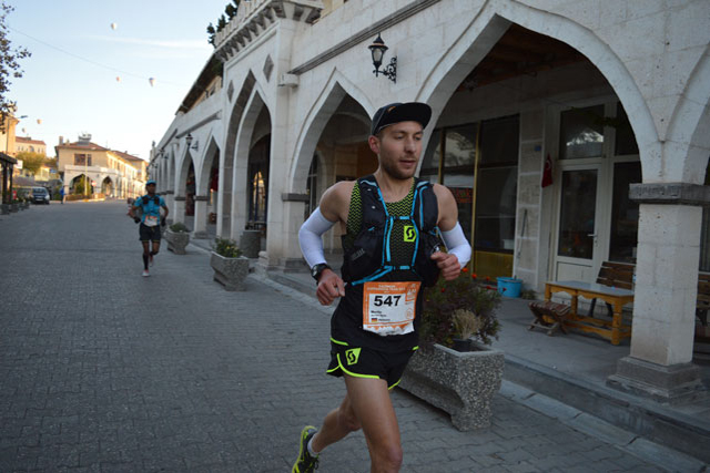 Cappadocia Ultra Trail 2017 From the courses photos